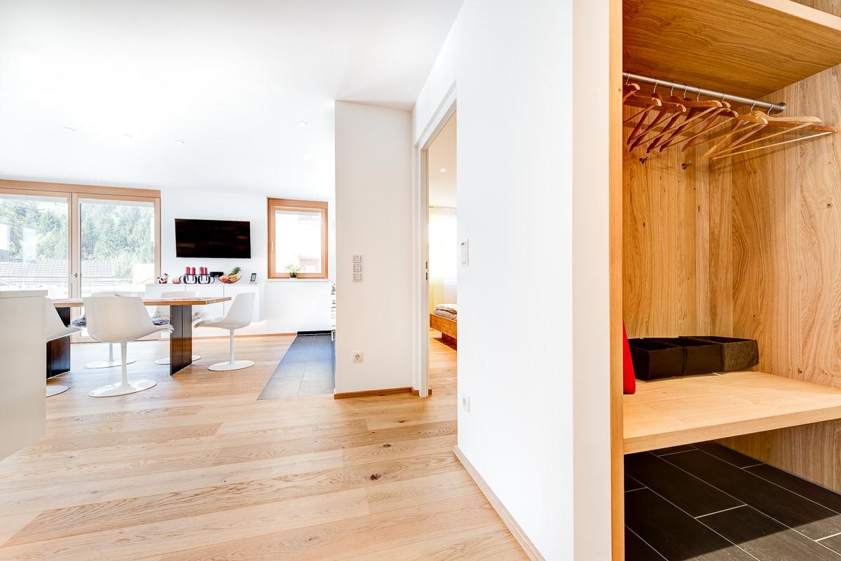 Appartement Zimbablick, Montafon, Vorarlberg - genug Platz