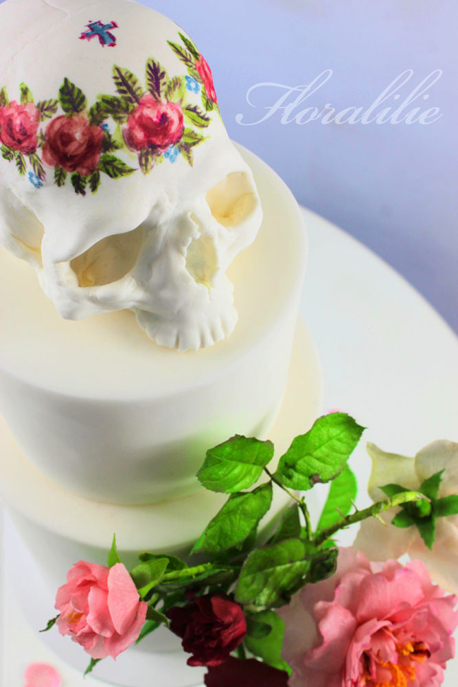 Sugar Skull Bakers 2016 | Floralilie Sugar Art