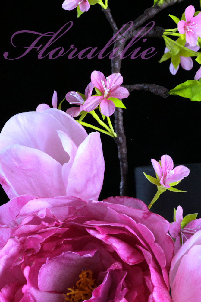 Japanese Spring | Floralilie Sugar Art