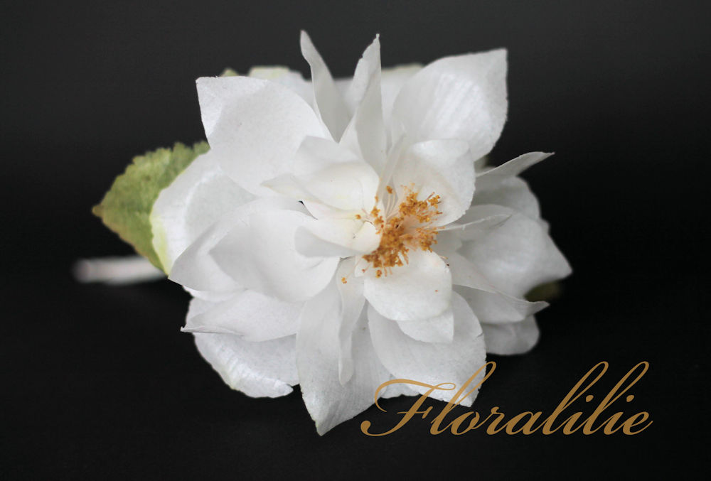 Wafer Paper Rose | Floralilie Sugar Art