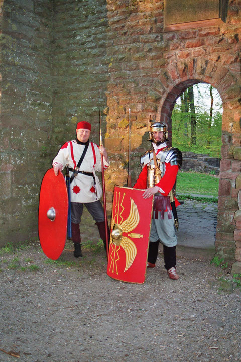 Gladiators Challenge -  Die römische Olympiade