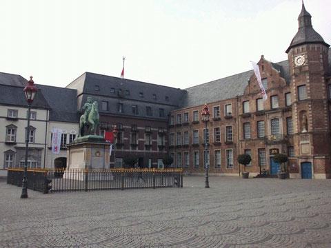 die historische Stadtrallye Düsseldorf