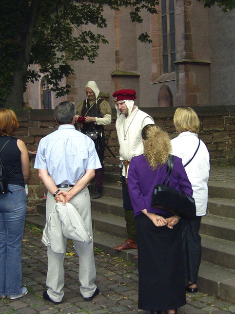 Historische Stadtrallye Nürnberg