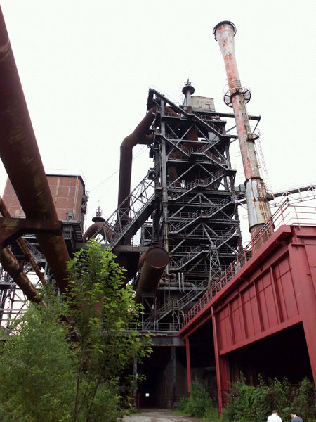 Industriekultur im Pott