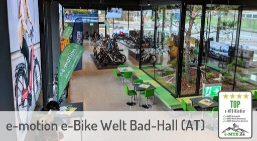 bewerteter Top e-MTB Händler Bad Hall