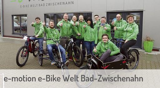 e-Mountainbike Händler in Bad-Zwischenahn