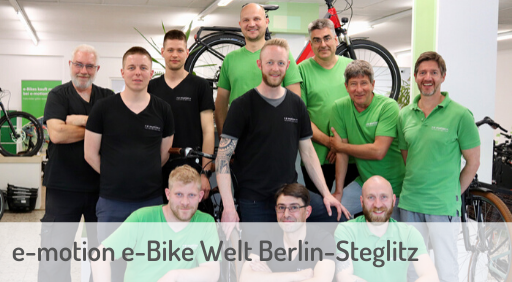 e-Mountainbike Händler in Berlin-Steglitz