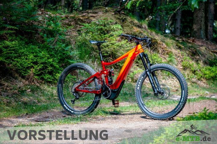 Bikevorstellung Giant Reign E+1 Pro