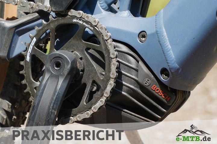 Fahrbericht zum Bosch e-MTB Motor Performance CX Gen4