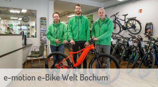 e-Mountainbike Händler in Bochum