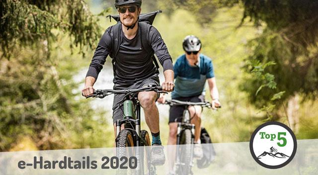 Hardtail e-MTBs 2020