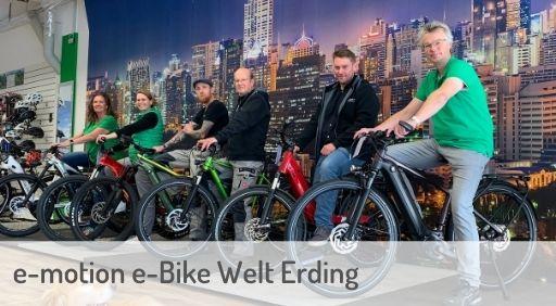 e-Mountainbike Händler in Erding