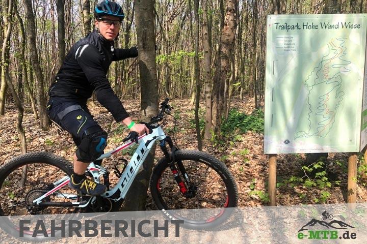 Test e-Mountainbikes von Giant und Specialized