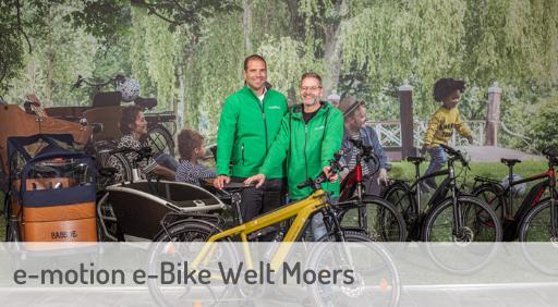 e-Mountainbike Händler in Moers