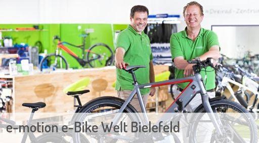 e-Mountainbike Händler in Bielefeld