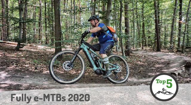 Fully e-MTBs 2020