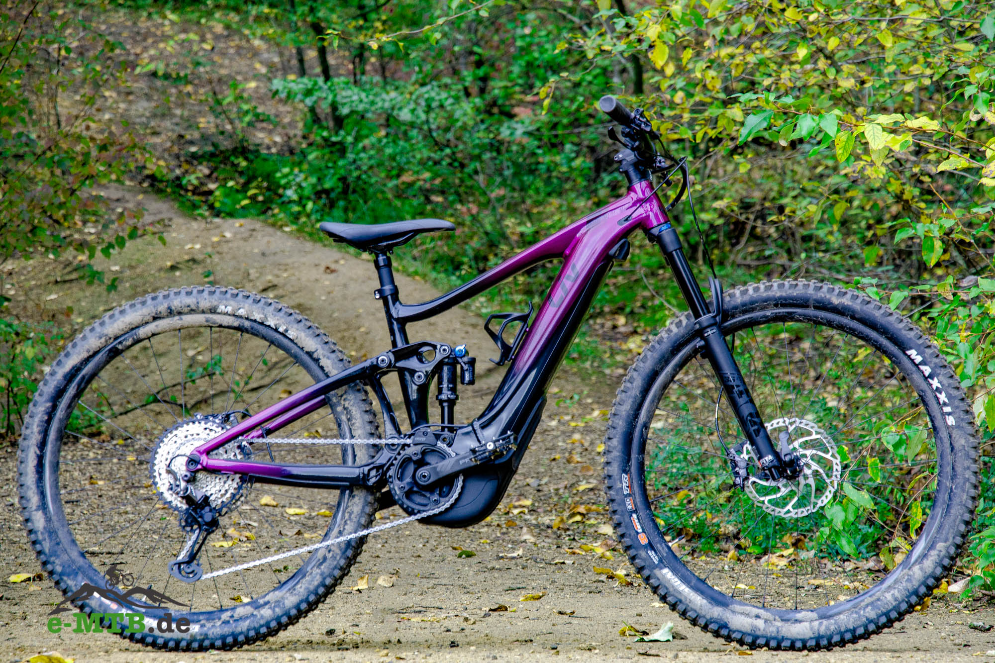 Intrigue X E+: Trail e-MTB für Frauen!