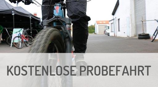 kostenlose e-Mountainbike Probefahrten in Ravensburg