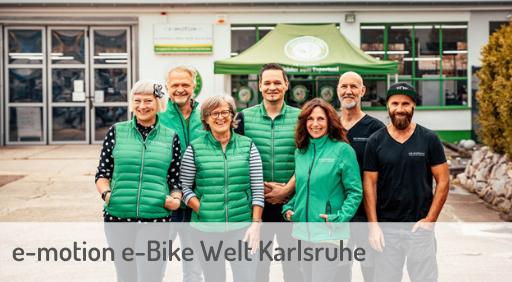 e-Mountainbike Händler in Karlsruhe