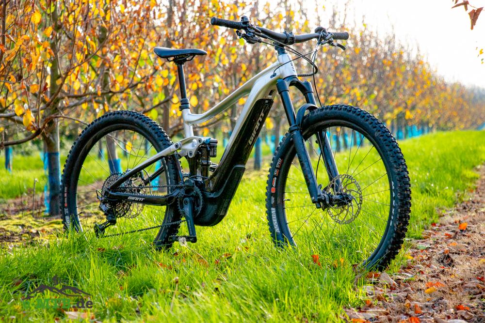 Das neue GIANT TRANCE X E+ 2021 in der Bikevorstellung