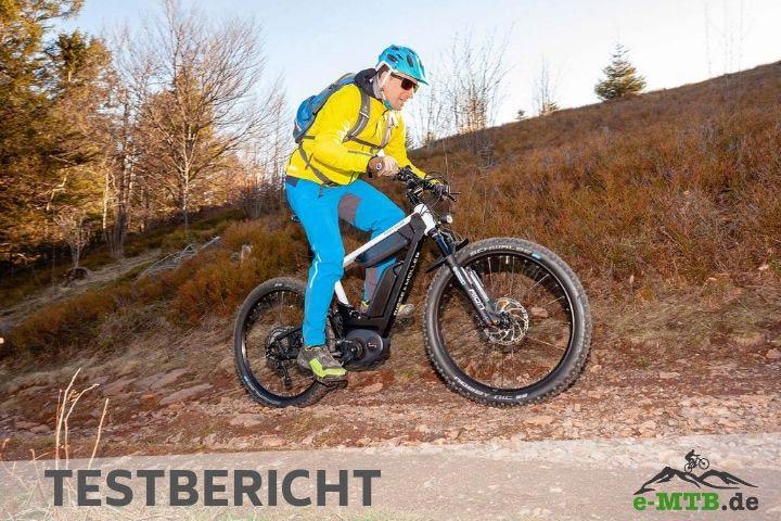 Trekkingrad und e-Mountainbike in einem? Riese & Müller Delite mountain 2019