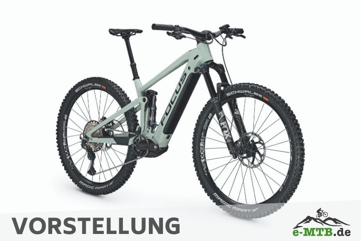 Bikevorstellung neue Focus Modelle 2021