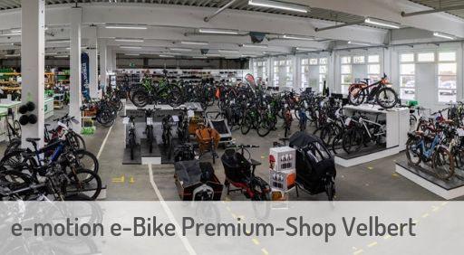 e-Mountainbike Händler in Velbert