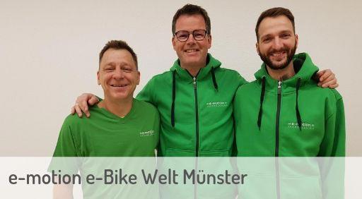 e-Mountainbike Händler in Münster