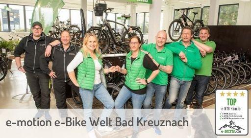 bewerteter Top e-MTB Händler Bad Kreuznach