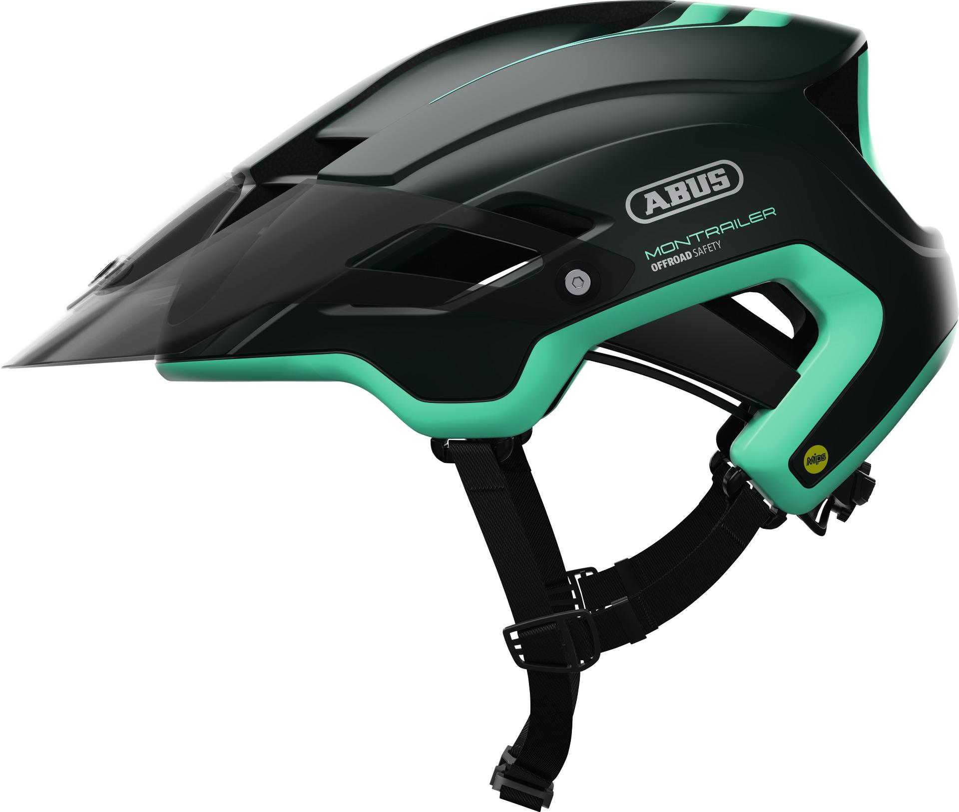 Helm mit mehr Stoßabsorption für den Hinterkopf und Nackenbereich