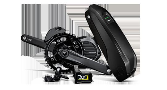 Der Shimano Steps E8000 eMTB Motor für extreme Trails
