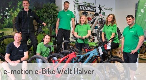 e-Mountainbike Händler in Halver