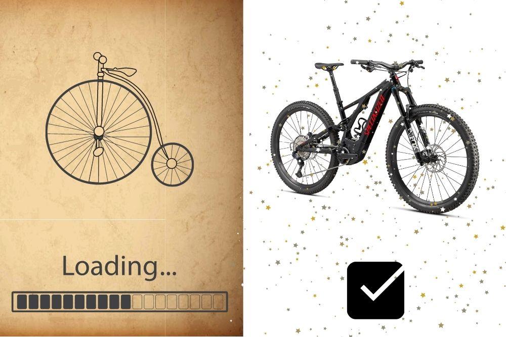 Eine Weihnachtsgeschichte? Die (R)Evolution des e-Bikes!