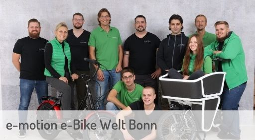 e-Mountainbike Händler in Bonn