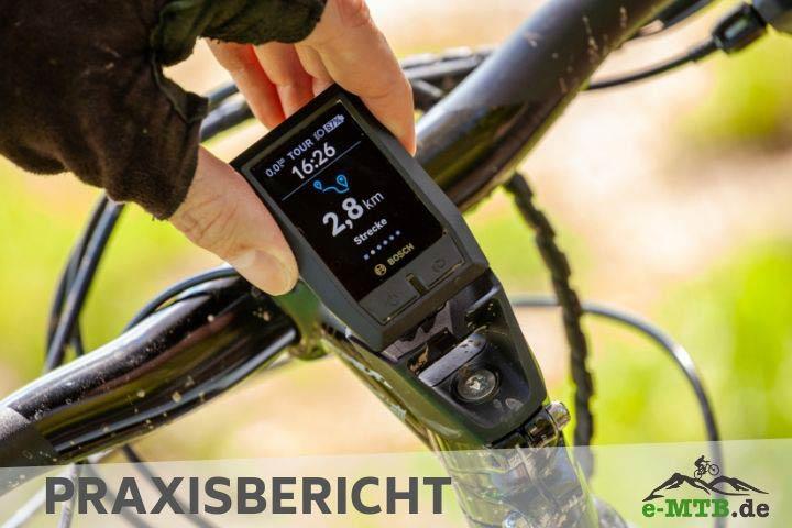 Das Bosch e-Bike Display KIOX in unserem Praxistest