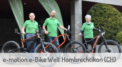 e-Mountainbike Händler in Hombrechtikon Schweiz