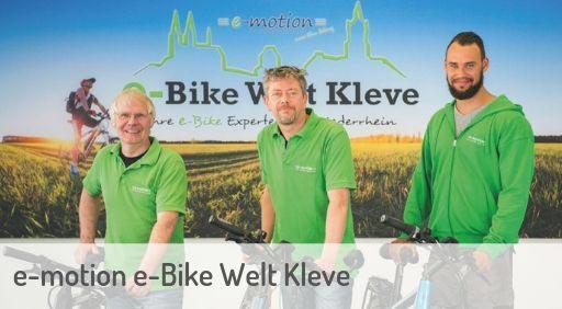 e-Mountainbike Händler in Kleve