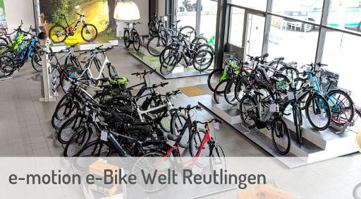 e-Mountainbike Händler in Reutlingen