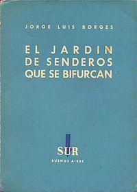 Curso sobre Borges: El jardín de senderos que se bifurcan