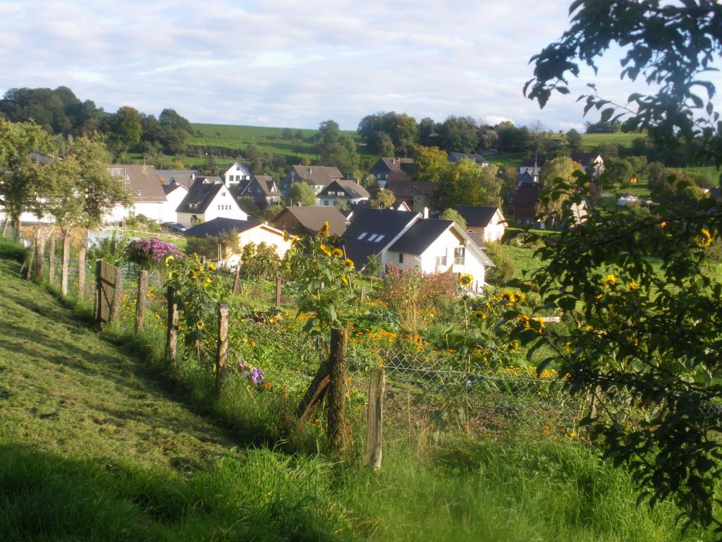 Blick auf Beienbach