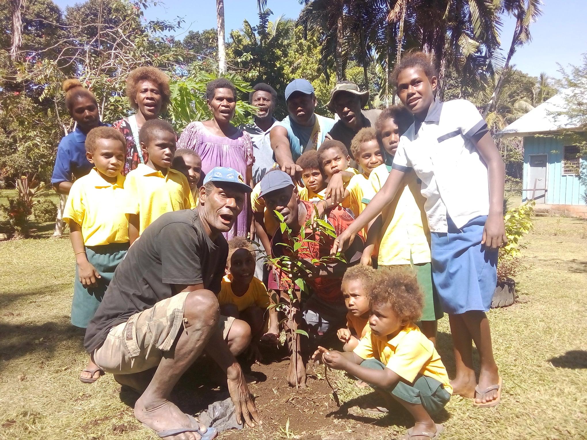 パプアニューギニア・ラバウル