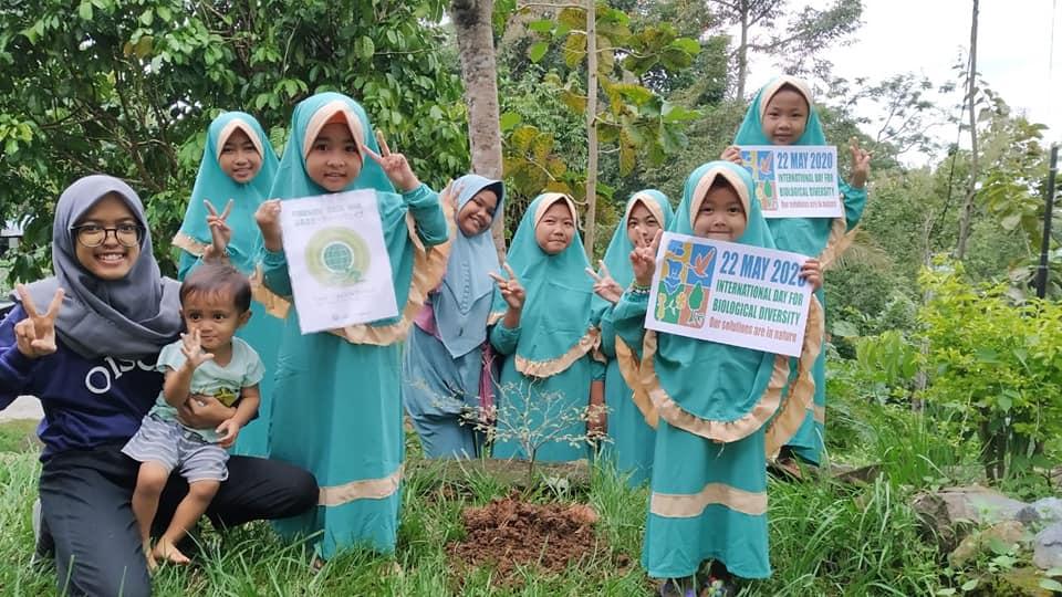 インドネシア カランガニアル