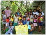 いつも友達と楽しみながら、「子供の森」計画の活動をしています!