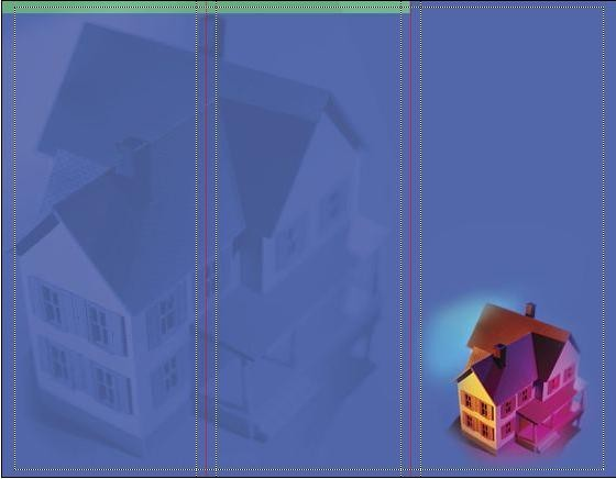 25 Brochures per Agenzie immobiliari, Imprese Edili,....(punti 70)