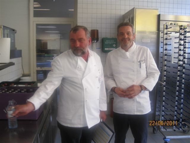 Herbert und Hans-Peter Osl