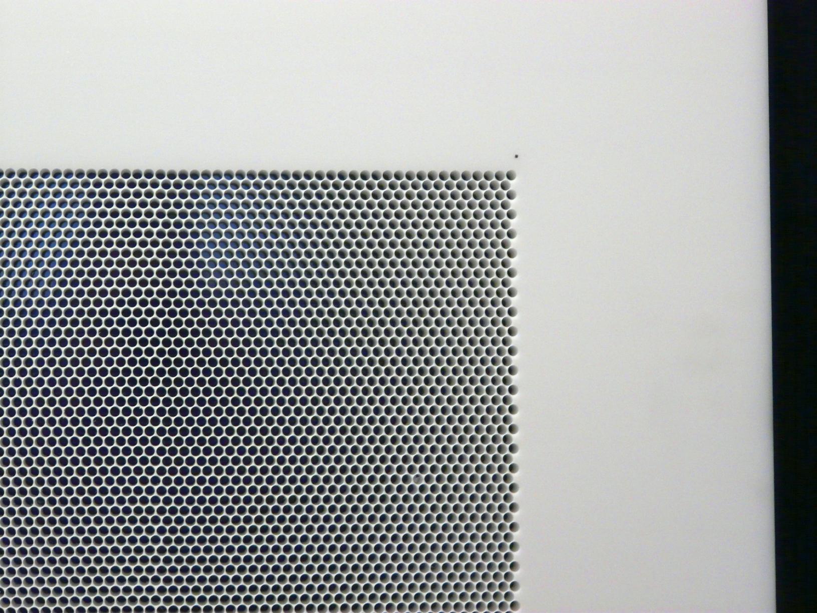 Lochung 5,5mm - Teilung 6mm - Materialstärke 25mm