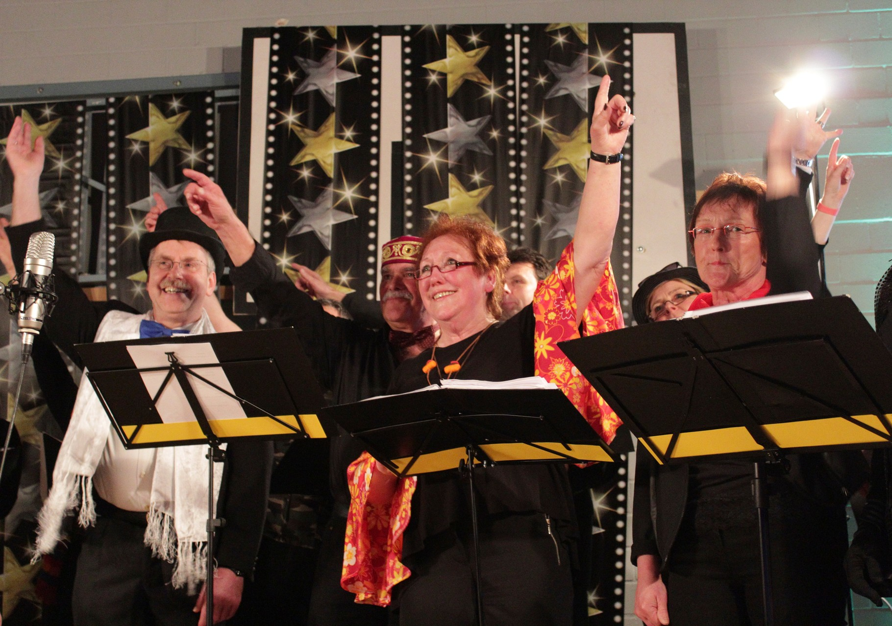 Da Capo-Konzert am 21. März 2015. Foto: Konder