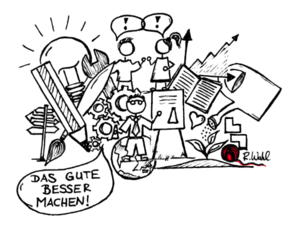Das Gute besser machen Maldocheinschiff Regina Wahl Hochschule Osnabrück