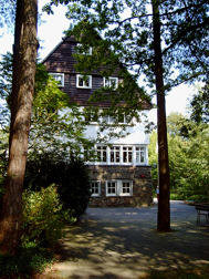 Die CVJM-Jugendbildungsstätte Köttingen