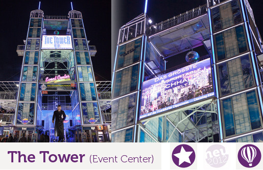 The Tower Event Center